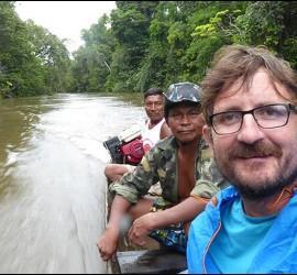 Modino en el Amazonas