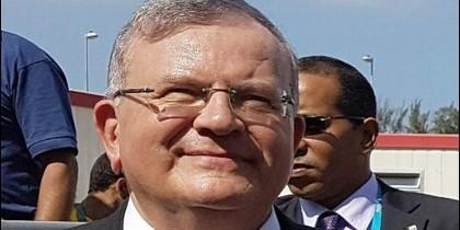 El embajador de Grecia en Brasil, Kyriakos Amiridis, asesinado por su esposa y el amante policía de esta.