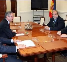 FEREDE, con el Ministerio de Justicia