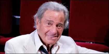 El actor Arturo Fernández.