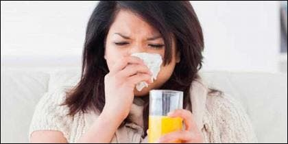 A pesar de no curar el resfriado, la vitamina C alivia sus síntomas