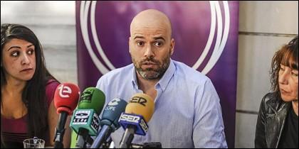 José Vicente Bustamante (Podemos Elche).