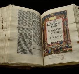 La Biblia de Lutero
