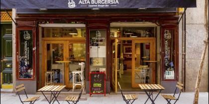 Alta Burgeseria en el Barrio de las Letras.