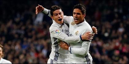 El Real Madrid con un pie en cuartos. Las cinco claves del partido
