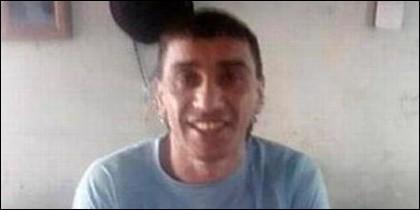 Gabriel Herrera, asesino de su esposa en la cárcel.