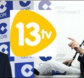 Manolo Lama y Carlos Herrera, apuestas de 13TV