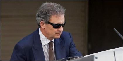 Jordi Pujol Ferrusola, el primogénito del ex presidente de la Generalitat Jordi Pujol.