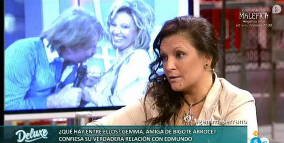 Gemma Serrano.
