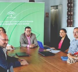 Convenio de la Fundación ETEA y la Junta de Andalucía
