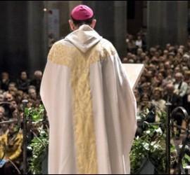 Omella, en la Sagrada Familia