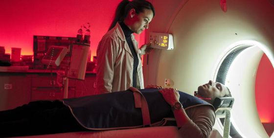 Pantallazo de la serie 'Pulsaciones' (A3).