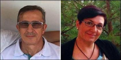 Salvatore Vincelli y Nunzia Di Gianni, de 59 y 45 años