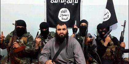 Fanáticos musulmanes de Ceuta y Melilla en la yihad con el ISIS.