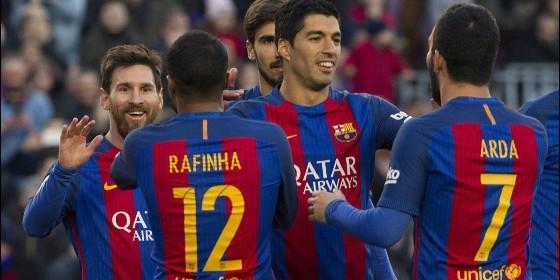 Goleada contra los l os fc barcelona 5 ud las palmas 0 f tbol 24por7 - Tv chat las palmas ...