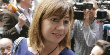 Francina Armengol (PSOE).