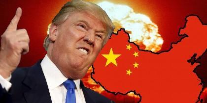 Trump y China