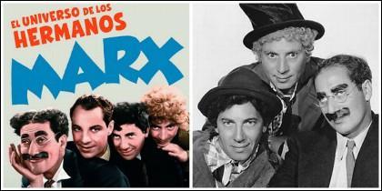 Los Hermanos Marx.