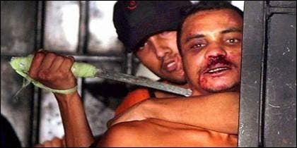Motines cárceles brasileñas