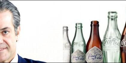 Marcos de Quinto, vicepresidente de Coca-Cola.