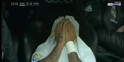Marcelo (REAL MADRID).
