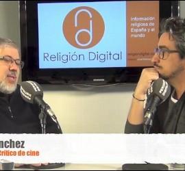 El sacerdote Peio Sánchez, en conversación con RD