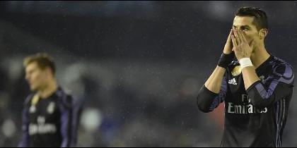 El Real Madrid eliminado de la Copa del Rey por el Celta