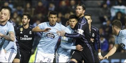 Florentino Pérez hace llegar un mensaje bomba a Sergio Ramos