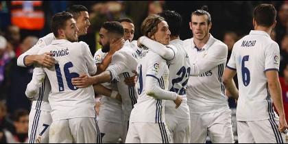 ?Me voy?. Un crack del Real Madrid estalla en la vuelta de Vigo