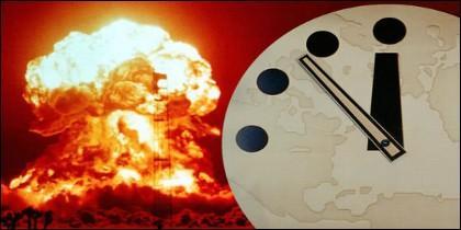 El 'Reloj del Juicio Final'