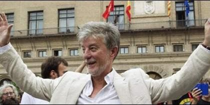 Pedro Santisteve.