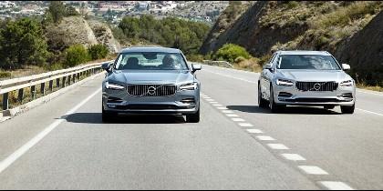 Volvo S90 y V90