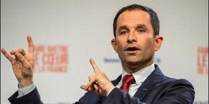 Benoît Hamon, candidato socialista en Francia y del desencanto en Europa.