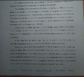 Carta del obispo de Astorga a la víctima (I)