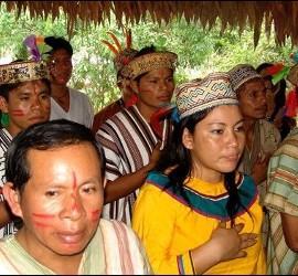 La REPAM, con los pueblos de la Amazonia
