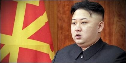 El tirano de Corea del Norte, Kim Jong-un.