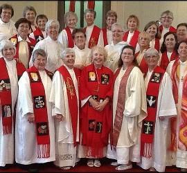 Mujeres sacerdotes y diaconisas