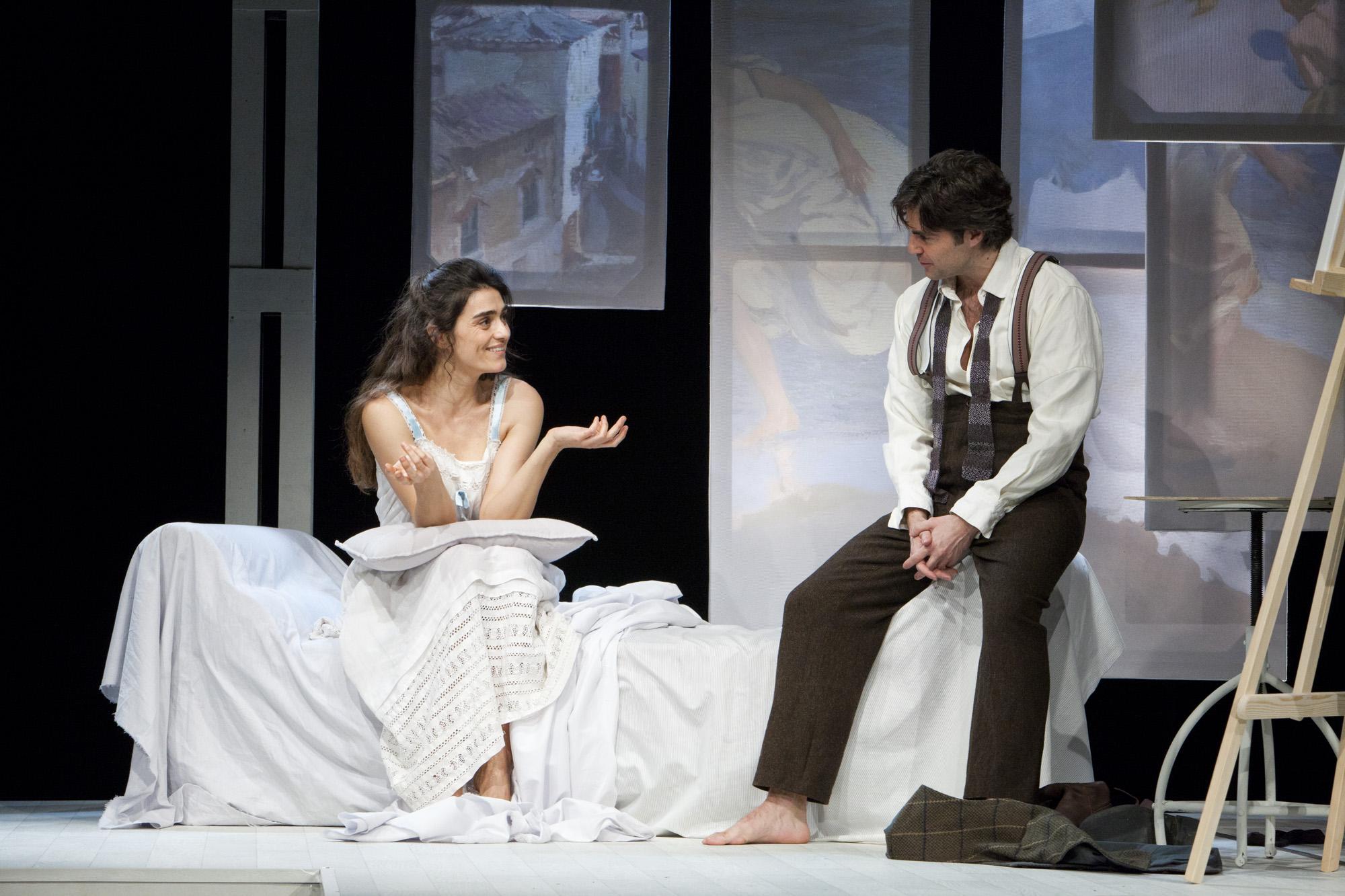 Tristana - Teatro Fernán Gómez