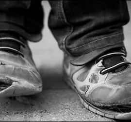 Triste realidad de la pobreza