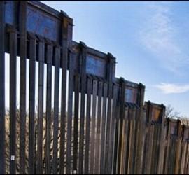 No al muro de Trump