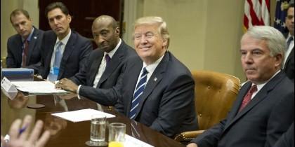 Trump, 'el negociador'