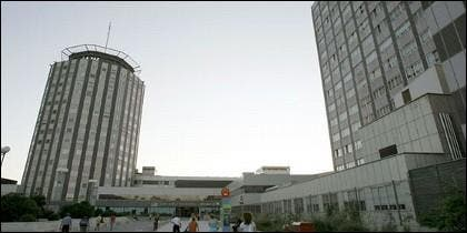 Hospital de La Paz (Madrid).