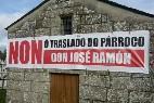 Vecinos de Friol y Guitiriz, en guerra contra el obispo de Lugo
