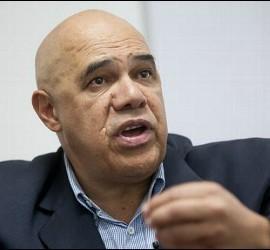 Jesús Torrealba, secretario ejecutivo de la MUD