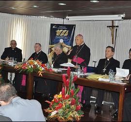 Los obispos venezolanos exigen a Maduro la liberación de los presos políticos
