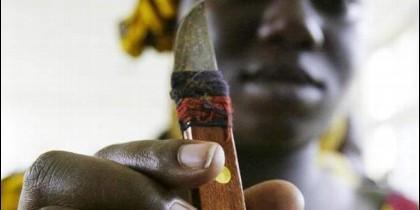 Por un mundo sin la mutilación genital femenina
