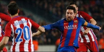 El Barça se mete en la final con chivatazo bomba de Simeone a Messi