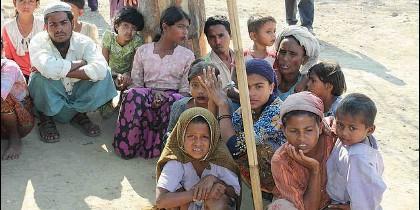 El Papa recuerda la tragedia de los Rohingyá de Myanmar