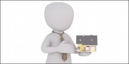 Euribor, hipotecas, vivienda, alquiler, compra y bancos.