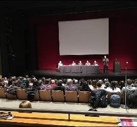 Encuentro Iberoamericano en el Boston College